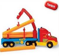Трубовоз Wader Super Truck