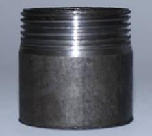 Резьба стальная приварная короткая Ду 32 ГОСТ 8969-75