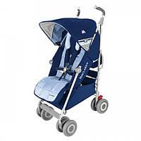Прогулочная коляска-трость Maclaren XLR Medieval blue (синий/голубой)