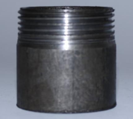 Резьба стальная приварная короткая Ду 40 ГОСТ 8969-75