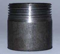 Резьба стальная приварная короткая Ду 65 ГОСТ 8969-75