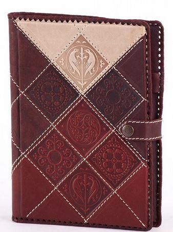 """Кожаный ежедневник формата А5 """"Medieval"""""""