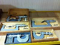 Измерительный инструмент. Микрометры.