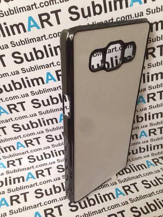 Чехол для 2D сублимации пластиковый на Samsung Galaxy A5 черный, фото 2