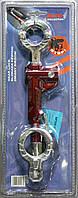 """ProtectСar - Механическое противоугонное устройство, """"рычаг КПП - ручник"""", R-10"""