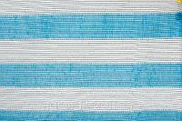 Сетка затеняющая 70% бело-голубая 4 м, купить сетку для затенения