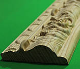 Код М6. Деревянный резной декор для мебели. Молдинги, фото 2