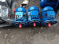 Электродвигатель двухскоростной, трехскоростной от 71 до 180 габаритов