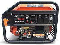 Бензиновый генератор Daewoo GDA 3300 E