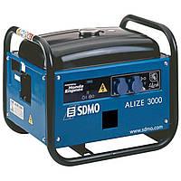 Бензиновый генератор SDMO Alize 3000, фото 1