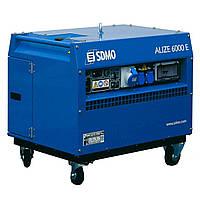 Бензиновый генератор SDMO Alize 6000 E, фото 1