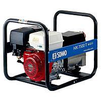 Бензиновый генератор SDMO Perform 7500 T, фото 1
