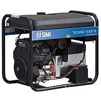 Бензиновый генератор SDMO Technic 15000 TE, фото 1
