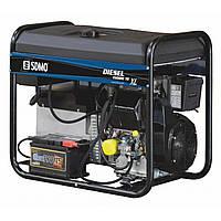 Дизельный генератор SDMO Diesel 15000 TE XL C, фото 1