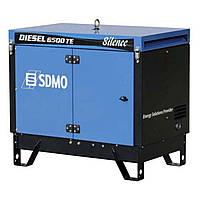 Дизельный генератор SDMO Diesel 6500 TE Silence, фото 1