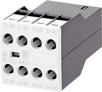 Дополнительный контакт DILM32-XHI22 для контакторов DILM7-DILM32, 2 NO + 2 NC, Moeller