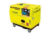 Дизельный генератор Dalgakiran DJ 7000 DG-TEC, фото 1