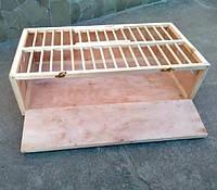 """Ящик для переноски голубей """"Нежин"""" без отделки"""