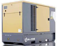 Дизельный генератор Elcos GE.PK.034/31.SS