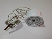 Термометр капиллярный круглый Д52 мм, фото 1