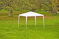 Садовый павильон белый  2.5х2.5, фото 1