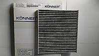Салонный фильтр (угольный) Hyundai Accent (Solaris) IV, Kia Rio III 97133-4L000