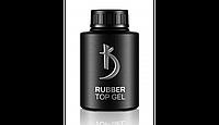 Rubber Top - Каучуковое верхнее покрытие (топ/финиш) для гель лака, 35 мл.