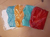 Болеро детское цветное 104,110,116,122,128см розовое, белое, молочное, голубое, красное, горчица