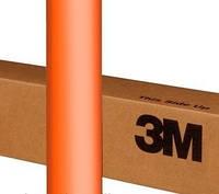 Оранжевая матовая пленка 3М (США) Scotchprint 1080 M54 1,52 м