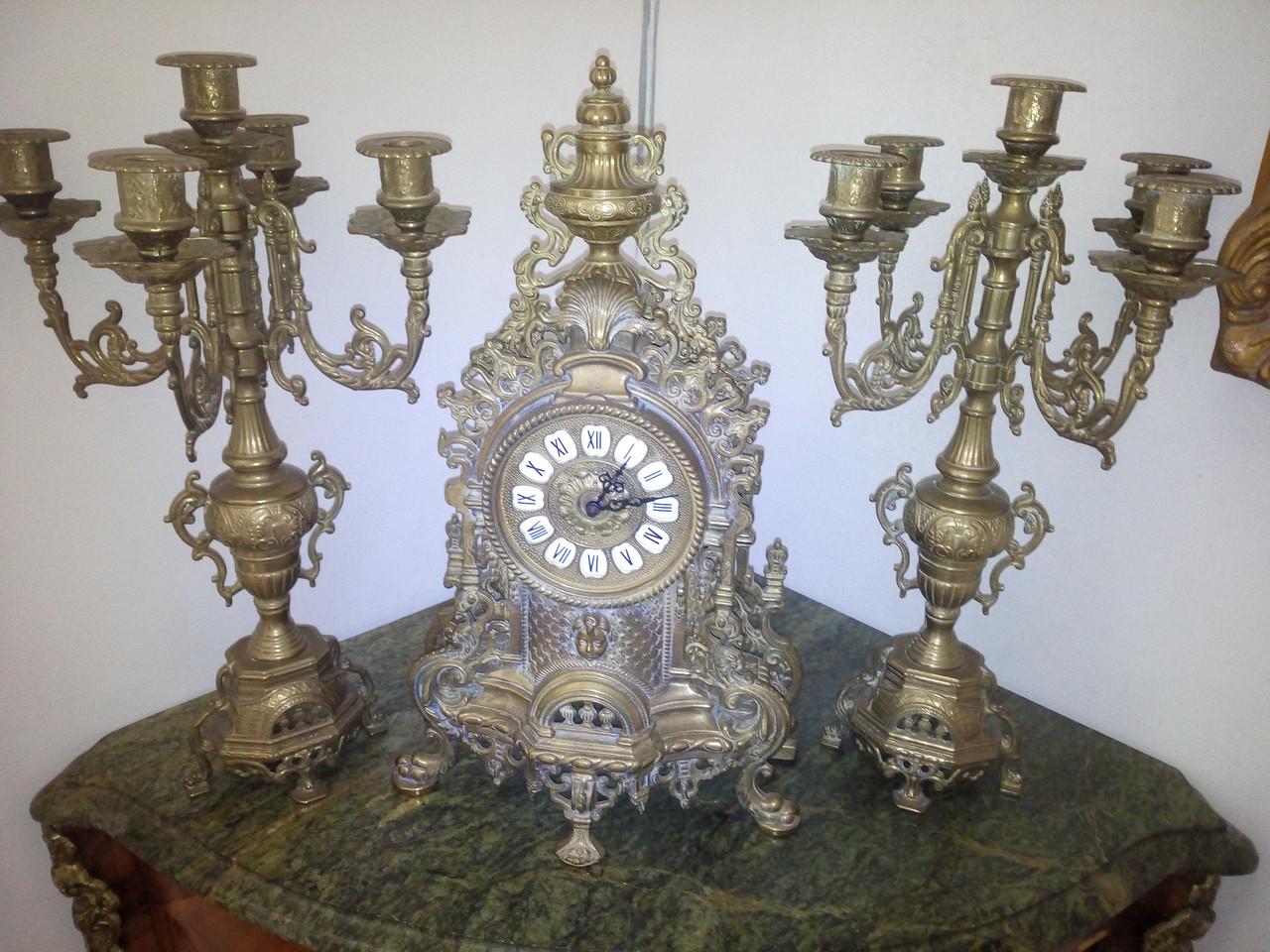 Часы с канделябрами купить марки наручных швейцарских часов список
