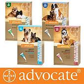 Антипаразитарные ветеринарные препараты и средства для собак