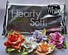 Пластика Padico Hearty Soft (Япония)самозатвердевающая пластика для цветов,декора,очень мягкая,200 г