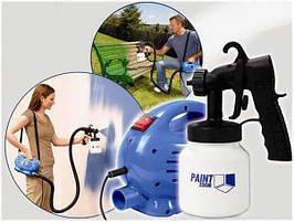Розпилювач фарби Paint Zoom Фарбопульт Пейнт Зум пульверизатор для фарбування