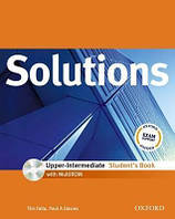 Solutions Upper-Intermediate: Student's Book