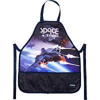 Фартук для творчества с нарукавниками Kite Space trip