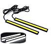 Дополнительные диодные дневные ходовые огни 6 Вт.  LX14 17 см. (2 шт.), фото 2