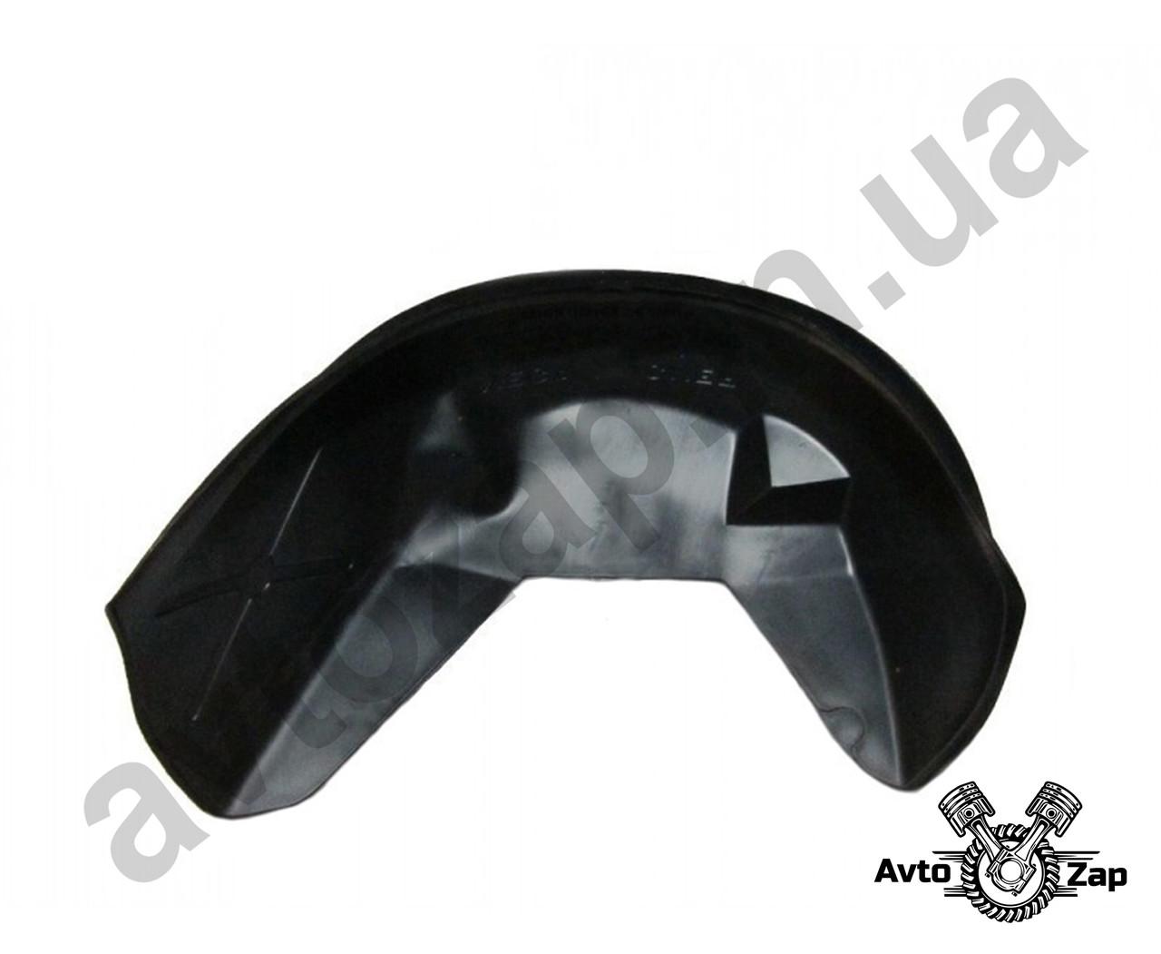 Защита колесных арок (подкрылки) передняя Москвич 412, комплект