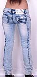 Облегченные женские джинсы, фото 5