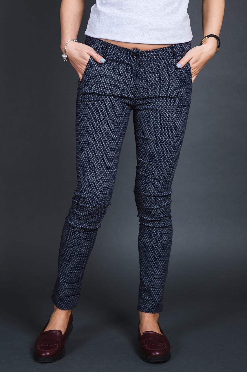 Штаны Fashion - синий цвет, S (есть размеры)