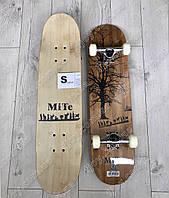 Скейтборд скейт MITE из канадского клена, фото 1