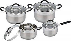 Набор посуды 8 пр Con Brio СВ-1155