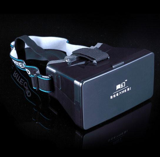 Google очки виртуальной реальности из пластика cardboard. 5,5 дюймов