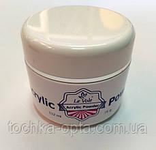 Acrylic Powder Le Vole pink Розовая 75g