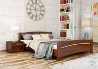 Кровать деревянная (массив) Венеция ТМ Эстелла