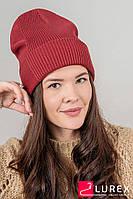 Шапка в спортивном стиле Rubby CASKONA - красный цвет, ONE SIZE (есть размеры)