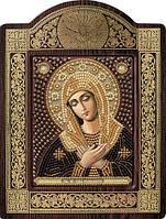 Набор для вышивки бисером Богородица «Умиление» СН 8022
