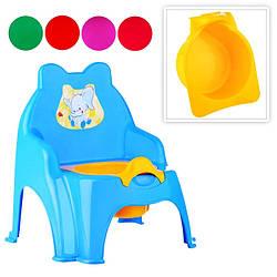Детский горшок стульчик 013317