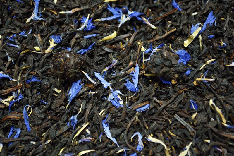 Чай чёрный Черничная поляна / Tea Blueberry Meadowl (250 г)