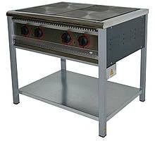 Плита электрическая ПЭ -4  без жарочного шкафа