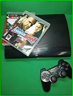 Игровая приставка Sony PlayStation 3 Super Slim 80Gb(Б/У)